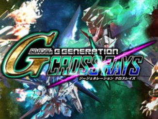 SD Gundam G Generation Cross Rays Launch Trailer