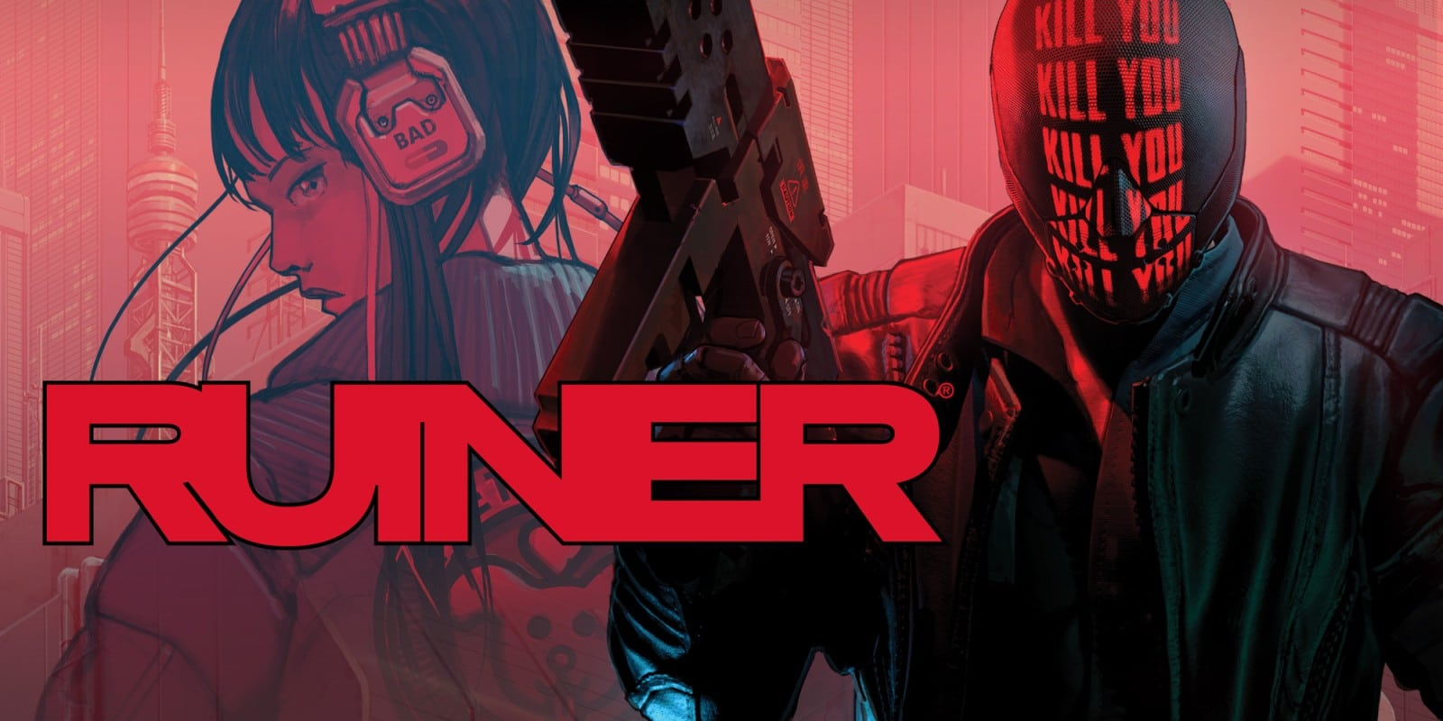 Ruiner – Fysieke Release via Amazon Japan