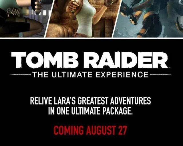RUMOR: A Collection Of Tomb Raider Games Could Be Heading To Nintendo Switch