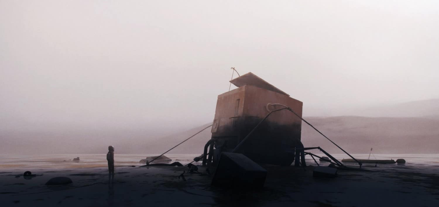 Concept art from INSIDE and LIMBO developer's next game revealed?