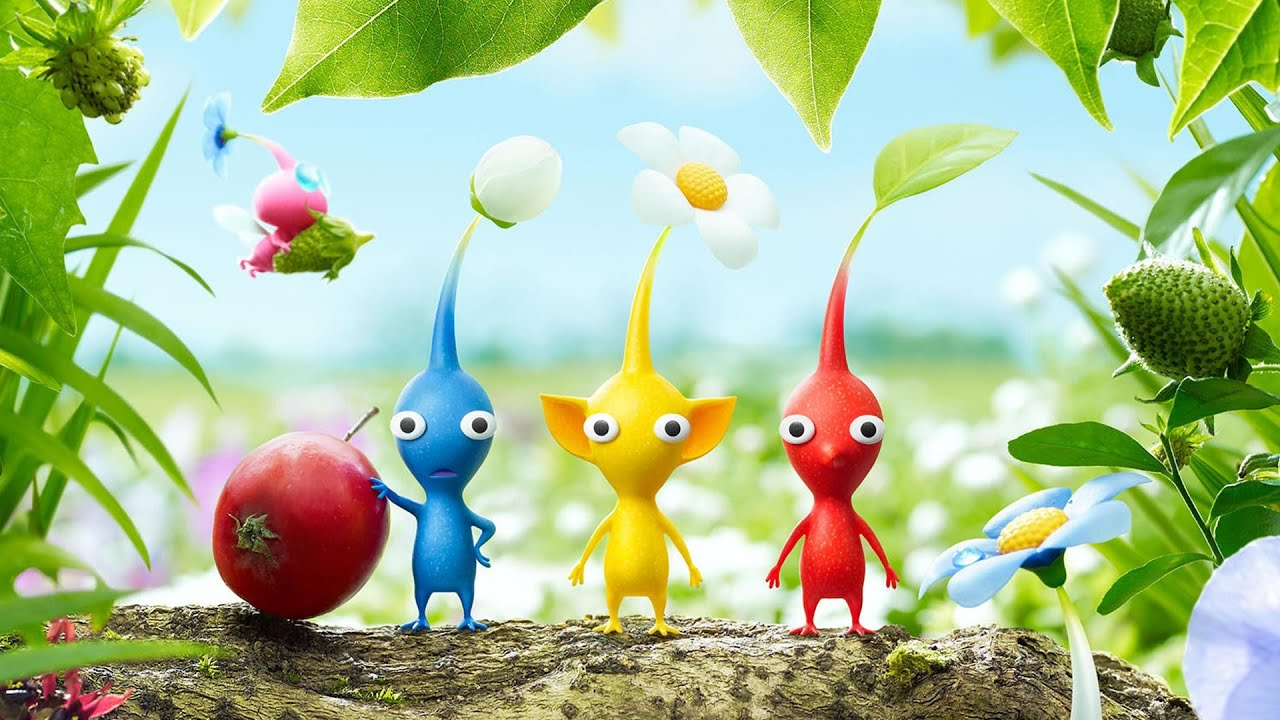 Pikmin 3 Deluxe will launch soon-ish?