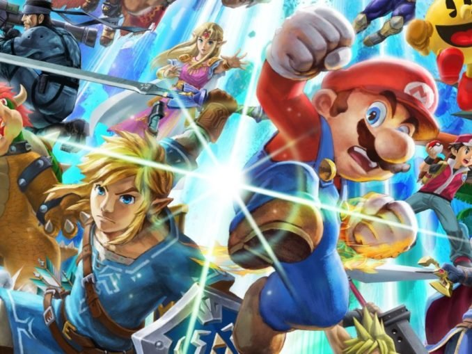 Geruchten - Super Smash Bros Ultimate – 2.0 Patch spoedig
