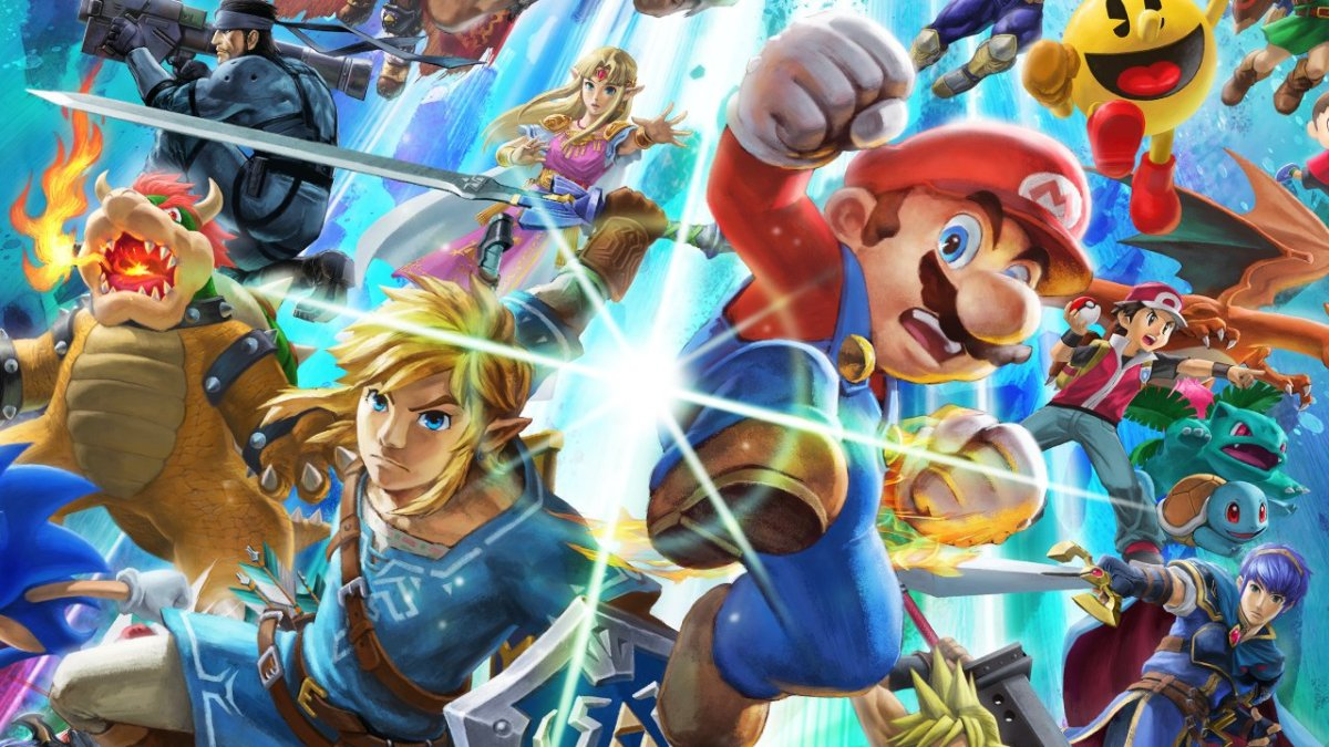 Super Smash Bros Ultimate – 2.0 Patch spoedig