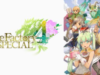 Release - Rune Factory 4 Special