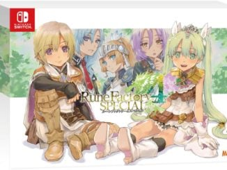 Rune Factory 4 Special Opening
