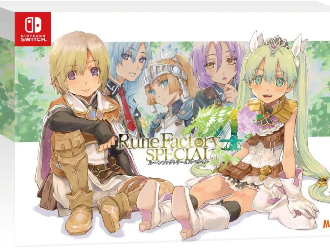 News - Rune Factory 4 Special Opening Movie