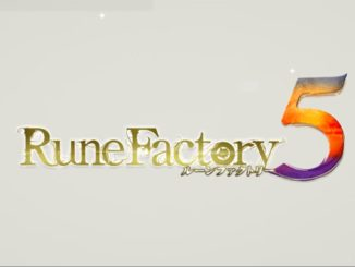 Rune Factory 5 scheduled for 2020 + Teaser site