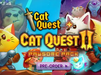 Cat Quest + Cat Quest II Pawsome Pack is coming