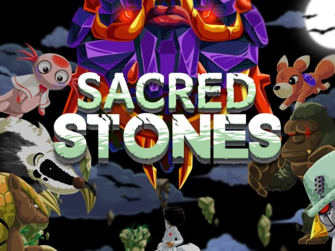 Release - Sacred Stones