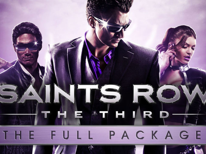 Nieuws - Saints Row The Third – The Full Package Heist Gameplay