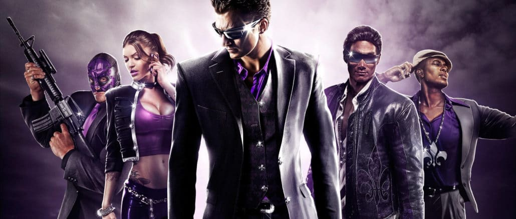 Saints Row: The Third vergelijking