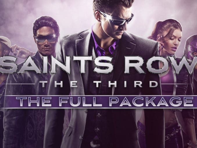 Nieuws - Saints Row: The Third – Full Package 10 Mei