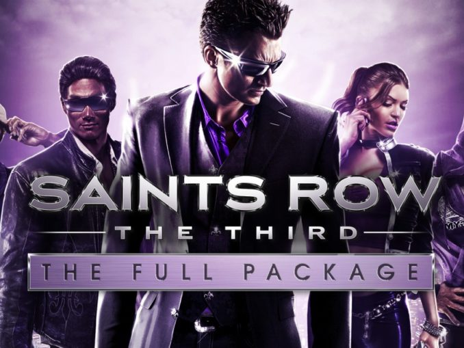 Release - SAINTS ROW®: THE THIRD™ – THE FULL PACKAGE