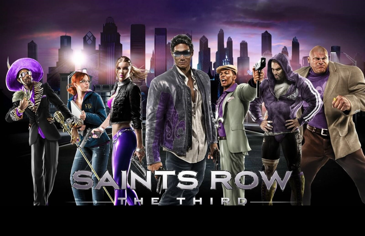 Saints Row: The Third – The Full Package: Professor Genki's Super Ethical Reality Climax Trailer