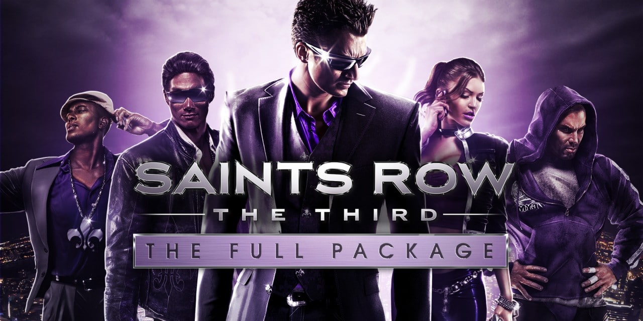 SAINTS ROW®: THE THIRD™ – THE FULL PACKAGE