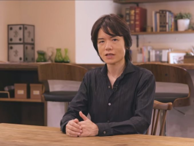 Nieuws - Sakurai – Balanceren van personages voor Super Smash Bros Ultimate