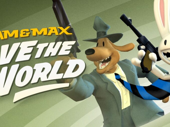 Release - Sam & Max Save the World