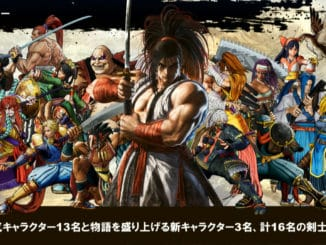 Samurai Shodown – File Size + more revealed, Japanese Version Supports English