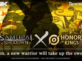 Samurai Shodown – Gratis Crossover DLC met Honor Of Kings geteased