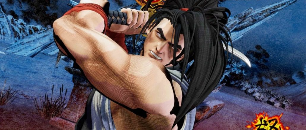 Samurai Shodown – Haohmaru personage trailer