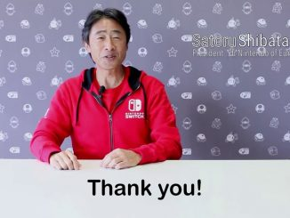Satoru Shibata is stepping down as president of Nintendo of Europe