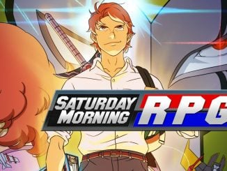 Release - Saturday Morning RPG