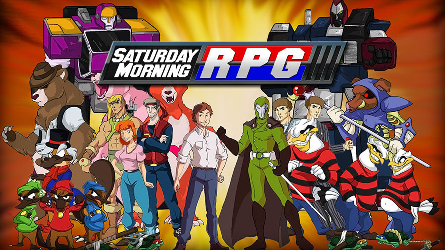 Saturday Morning RPG announced