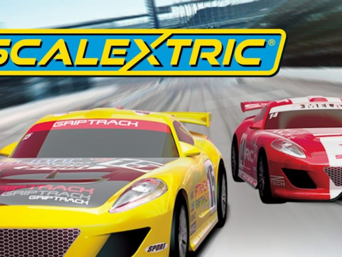Release - Scalextric