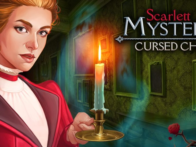 Release - Scarlett Mysteries: Cursed Child