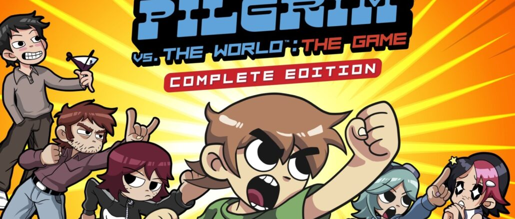 Scott Pilgrim Vs The World: Complete Edition – Eind 2020