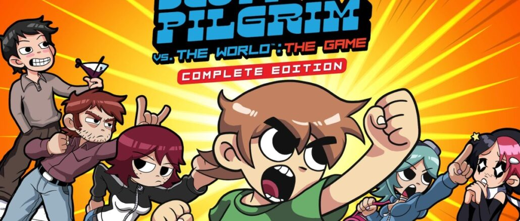 Scott Pilgrim vs. The World: The Game – Complete Edition launch trailer