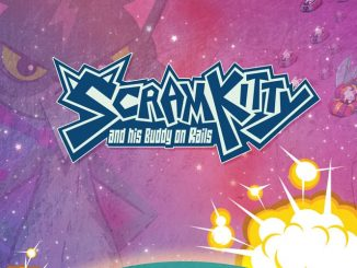 Release - Scram Kitty and his Buddy on Rails