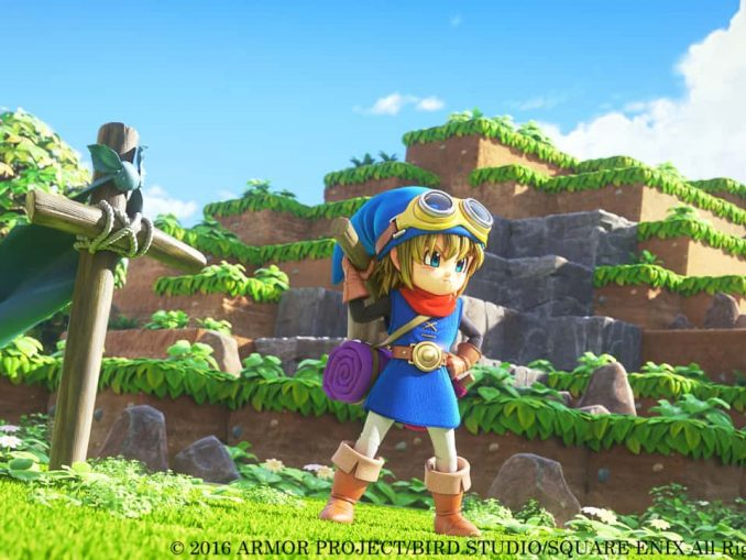 Nieuws - Screenshots Dragon Quest Builders