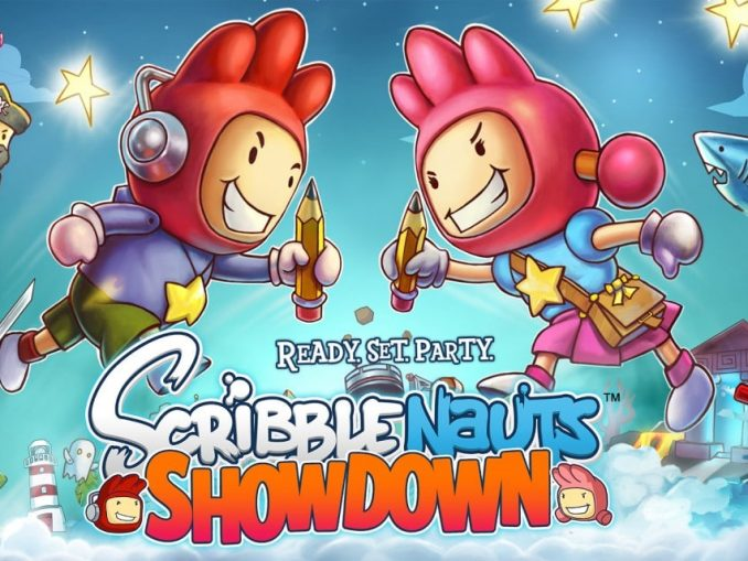 Release - Scribblenauts: Showdown