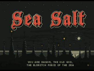 Sea Salt announced
