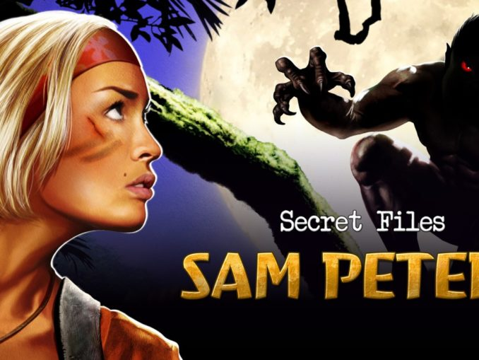 Release - Secret Files Sam Peters