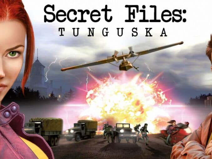 Release - Secret Files: Tunguska