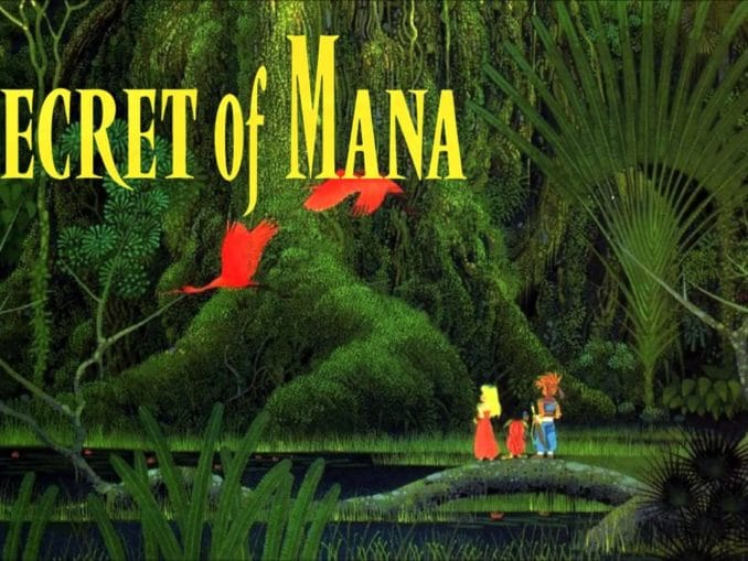 Nieuws - Secret Of Mana en Final Fantasy Adventure getrademarked