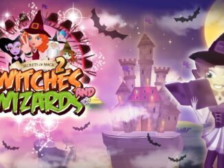 Secrets of Magic 2 – Witches & Wizards