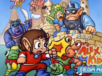 Nieuws - SEGA AGES: Alex Kidd In Miracle World komt