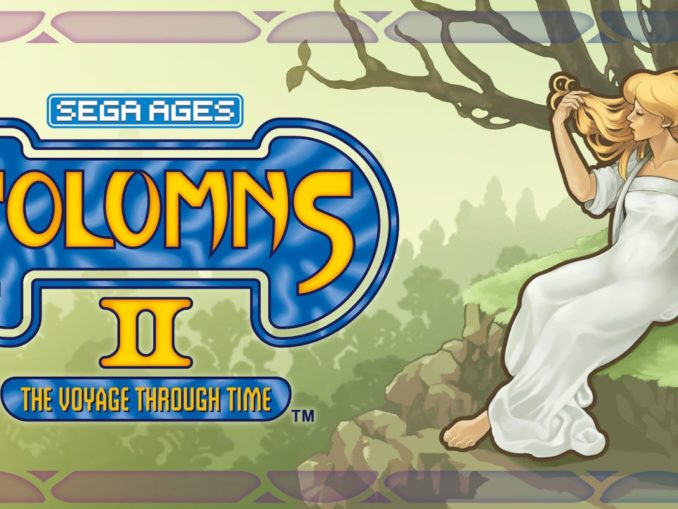 Release - SEGA AGES Columns II: A Voyage Through Time