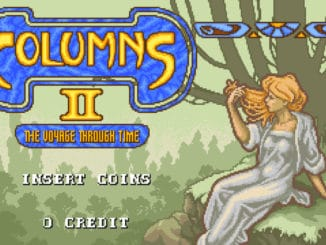 SEGA AGES Columns II: The Voyage Through Time – Japanse launch trailer