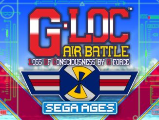 Release - SEGA AGES G-LOC AIR BATTLE