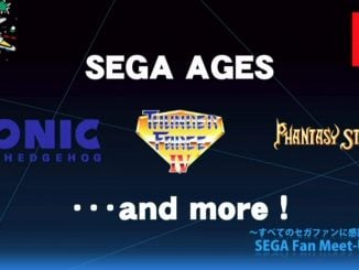 SEGA Ages future possibly contains Saturn and Dreamcast games