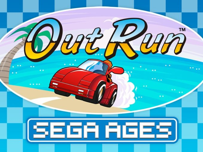Release - SEGA AGES Out Run