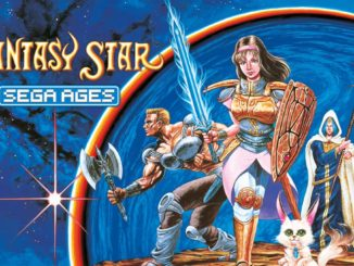 SEGA AGES: Phantasy Star Trailer