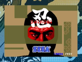 SEGA AGES Shinobi en Fantasy Zone komen 23 Januari