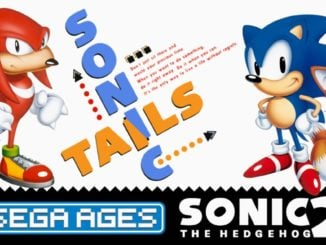 Release - SEGA AGES Sonic The Hedgehog 2