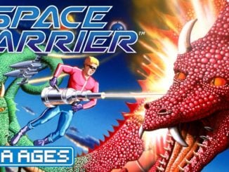 Release - SEGA AGES Space Harrier