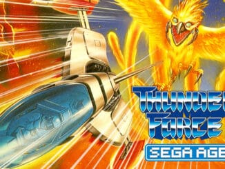 SEGA AGES: Thunder Force AC – Eerste 15 minuten